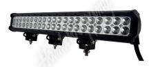 wl-cree126 LED 42x3W prac.světlo-rampa, 9-32V, 505x73x107mm