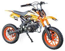 Minicross Apollo oranžová