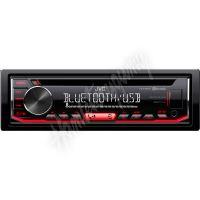 KD-R794bt JVC autorádio s CD/MP3/USB/AUX/Bluetooth připojení/červené podsvícení/odním.pane