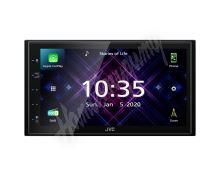 """KW-M565DBT JVC 2DIN DAB / FM autorádio/6,8"""" displej/USB/AUX/Bluetooth/Apple CarPlay / Andr"""