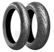 Bridgestone Battlax T31 120/70 ZR17 + 180/55 ZR17