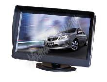 """80060 x LCD monitor 4,3"""" černý na palubní desku"""