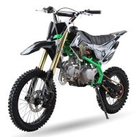 Pitbike MiniRocket Motors CRF110 17/14 125ccm Monster Edition zelená