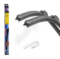 Stěrače FLAT SET (HOOK) 660+610mm