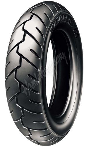 Michelin S1 110/80 -10 M/C 58J TL/TT přední/zadní