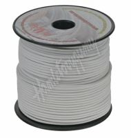 3100203 x Kabel 1,5 mm, bílý, 100 m bal