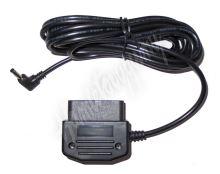 VZ06 Kabeláž pro napájení s OBD konektoru na napájecí souosý konektor