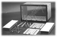 11065 2DIN univerzální kit pro rámečky 2ISO
