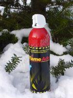 Hasicí sprej FlameAde 550g - chladící přístroj