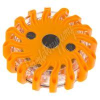 wl-h01ora LED výstražné světlo 16LED, oranžové
