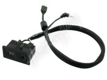 551VW2 USB+JACK konektor Volkswagen Golf VII 2013-