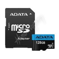 SD karta KINGSTON s SD adaptérem SD CARD 128GB