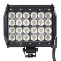 wl-cree72-2 LED světlo obdélníkové, 24x3W, 167x93x167mm