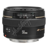 CANON EF 50mm objektiv