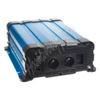 35psw1512DR Sinusový měnič napětí z 12/230V, 1500W / dálkové ovládání s displejem
