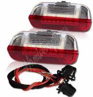 LEDdvw07R LED osvětlení do dveří VW, Seat, Škoda, Porsche