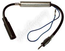 66050 DIN-DIN adaptér anténa - napájení
