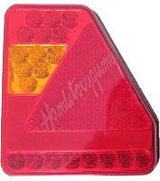 trs002l Sdružená lampa zadní LED 12-24V, ECE, levá