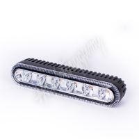 Poziční výstražné LED světlo, 12 / 24V, R65, oranžové