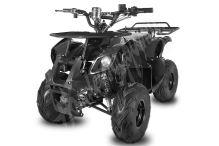 """Dětská čtyřtaktní čtyřkolka ATV Toronto RS 125ccm černá 1 rych. poloautomat 7"""" kola"""