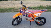 Pitbike MiniRocket KTX140 17/14