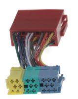 555AUDI Kabeláž pro připojení 555VW003 do vozů Audi