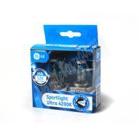 GE Halogénová žárovka Sportlight Ultra +30%, H4, 4200K, 2ks, GE H4-SU30
