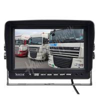 "sv96qAHDDVR AHD 960,720P monitor 9"" s kvadrátorem a DVR"