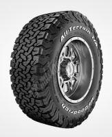BF Goodrich ALL TERRAIN T/A RWL KO2 M+S LT245/75 R 17 121/118 S TL letní pneu