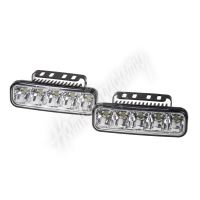 sj-286 LED světla pro denní svícení, 147x45mm, ECE
