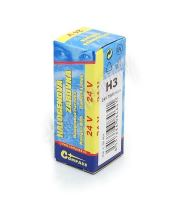 Žárovka 24V  H3  70W Pk22s box