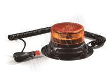 911-C12m PROFI LED maják 12-24V 12x3W oranžový magnet 133x76mm, ECE R65