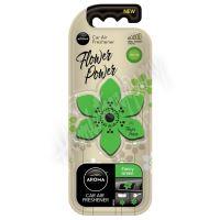 Osvěžovač AROMA CAR Flower fancy green