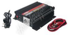 35904 Autonabíječka 12V/10A + měnič 600W 12/230V, UPS