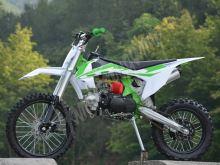 Pitbike MiniRocket SuperPit 125ccm 17/14  zelená