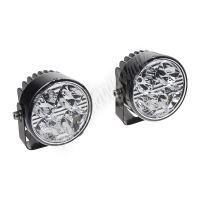 sj-288 LED světla pro denní svícení, kulatá 70mm, ECE