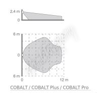 Satel COBALT Pro digitální PIR+MW detektor