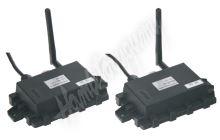 svwdt1 Sada přijímač/vysílač pro digitální bezdrátový VIDEO přenos 4xPIN konektory