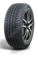 GT Radial 4SEASONS M+S 3PMSF XL 225/45 R 17 94 V TL celoroční pneu