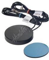 67541 Vnitřní GSM + GPS anténa nalepovací kulatá