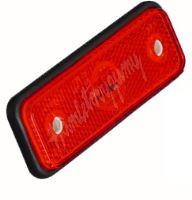 kf661Ered Zadní obrysové světlo LED, červený obdélník