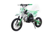 Pitbike MiniRocket Storm 125ccm 14/12 zelený