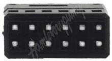 25055/4 MOST 12-pinový plast konektoru
