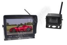 """svwd49set SET bezdrátový digitální kamerový systém / 1 x 4pin s monitorem 9"""""""