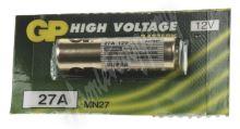se028 Baterie GP 27A 12V alkalická
