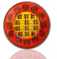 trl220led LED sdružená lampa zadní, 12-24V, ECE