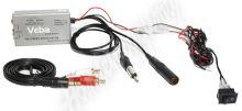 FMmod05A FM modulátor 87.9 a 88.3 FM do ant.vstupu s konektorem DIN