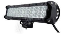 wl-cree72 LED 24x3W prac.světlo, 9-32V, 305x73x107mm