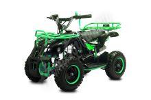 Dětská dvoutaktní čtyřkolka ATV Torino Deluxe  49ccm  zelená