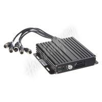 dvrb41c-1 Černá skříňka pro záznam obrazu ze 4 kamer, GPS, 1x slot SD